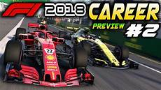 f1 2018 ps4 f1 2018 ps4 career mode preview part 2 race ai