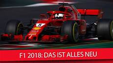 Formel 1 2018 Das Ist Alles Neu Regeln Co