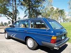 1983 300td 71k best w123 wagon for sale in the usa