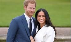 Prince Harry And Meghan Markle Announce Their Royal