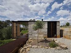 4 homes using concrete as a stylish archier turns discarded concrete blocks into a stylish