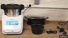 monsieur cuisine connect lidl application silvercrest monsieur cuisine connect test prix et fiche