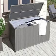 gartenbox metall wasserdicht wohn design