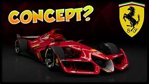 Could This F1 Concept Car Be Raced By 2030  YouTube