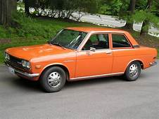 That Was My First Car In Orange Datsun 510  Vehicles