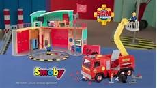 sam le pompier nouvelle caserne smoby