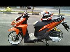 Modif Vario 150 Simple by Modifikasi Simple New Vario 150 Babylook Concept