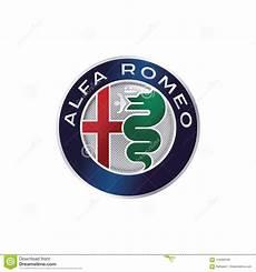 Logo De Alfa Romeo Png - logo alfa romeo redaktionelles stockfoto illustration