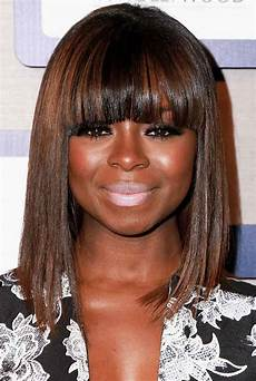 black hairstyles 21 most beautiful black hairstyles with bangs that will