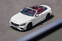 Official 2018 Mercedes AMG S63 And S65 Coupe/Cabriolet