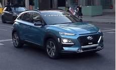 Exclusive New 2018 Hyundai Kona Captured Completely