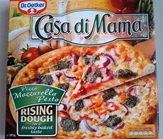 tiger tales dr oetker pizza a review