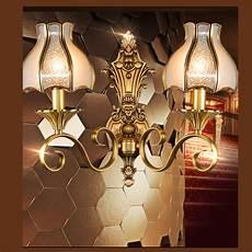 america retro copper wall lights antique wall l indoor lighting bedroom bathroom foryer wall