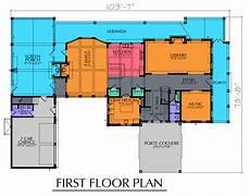 spacious two story home plan spacious 2 story urban home plan preston wood associates