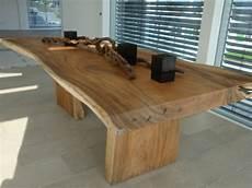 meuble bois brut design des meubles bois massif splendides entre l artisanat et