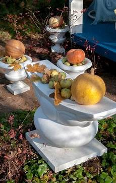 Spectacular Fall Decorations Yard Installations Created Pumpkins Autumn Leaves