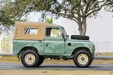 Frame Restoration 1973 Land Rover Series Iii Swb