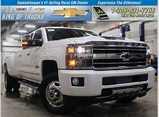 New 2019 Chevrolet Silverado 3500HD High Country Crew Cab