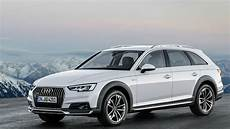 Audi Allroad by 2017 Audi A4 Allroad Quattro Interior Exterior And Drive