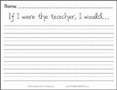 handwriting worksheets 2nd grade 21395 if i were the i would printable writing prompt worksheet