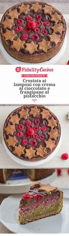 crostata con crema al cioccolato fatto in casa da benedetta crostata ai loni con crema al cioccolato e frangipane al pistacchio ricetta crema al