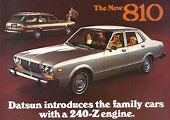 1978 Datsun 810  Information And Photos MOMENTcar