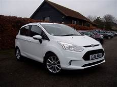 Ford B Max Gebraucht - used frozen white ford b max for sale essex