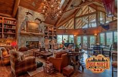 the morris residence in 2019 true log homes ontario canada cabin interior design