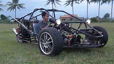 t rex three wheeled motorcycle test drive zoom in