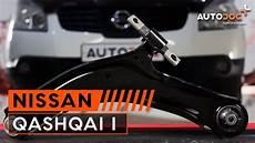 tarif changement triangle de suspension cambio braccio oscillante anteriore nissan qashqai 1