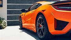 slow sales prompt acura to discount 2019 nsx by 20 000 autoevolution