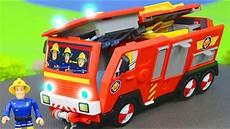 Malvorlage Feuerwehrmann Sam Jupiter Feuerwehrmann Sam Unboxing Neue 2in1 Jupiter