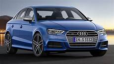 Audi A3 And S3 Facelift Gets New Looks Tech Engines