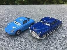 disney pixar cars sally doc hudson 2pcs set