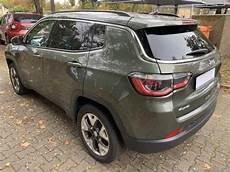 gebraucht 2018 jeep compass 2 0 diesel 170 ps 24 999
