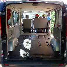 Maße Renault Trafic - come cerizzare un furgone fai da te senza omologazione