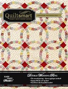 double wedding ring quilt pattern by quiltsmart double wedding ring quilt pinterest quilt