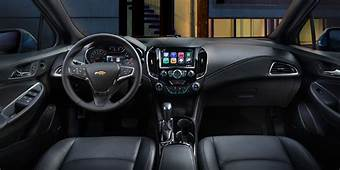 2019 Chevrolet Cruze Inside Cabin View Hd Images