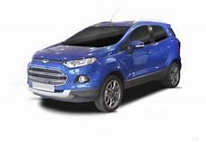 Ford Ecosport Technische Daten Abmessungen Verbrauch
