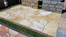 polygonalplatten verlegen trasszement polygonalplatten a bis 40 g 252 nstiger kaufen