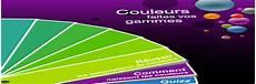 association couleur peinture nuancier couleur aubergine pour une association avec du