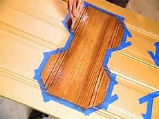 Decorative Paint Technique Woodgraining
