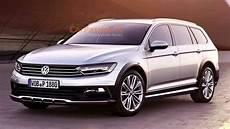 2015 Model Volkswagen Passat Alltrack
