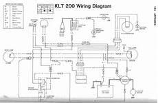 electrical wiring design pdf electrical wiring diagram of kawasaki klt200 auto wiring diagram