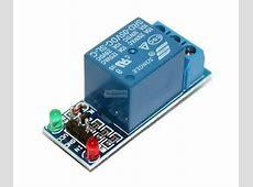 Jual Relay Module 1 channel for Arduino di lapak DA