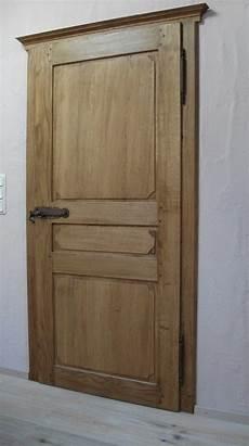 restauration porte ancienne porte chene massif