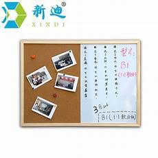xindi message panneau de li 232 ge bois cadre tableau blanc