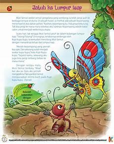 Gambar Ilustrasi Kartun Fabel Hilustrasi