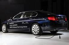 Shanghai Auto Show New Bmw M5 And 5 Series In Hybrid