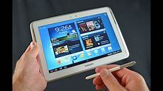 samsung galaxy note 10 1 tablet unboxing review